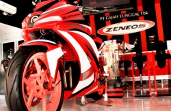Launching ZENEOS di PRJ 2012